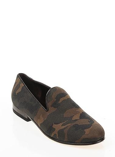 CB Made in Italy Ayakkabı Haki